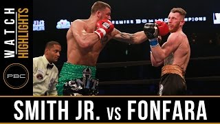 Download Smith Jr. vs Fonfara HIGHLIGHTS: PBC on NBC - June 18, 2016 Video