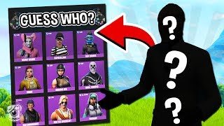 Download *NEW* GUESS WHO Custom Gamemode in Fortnite Battle Royale! Video