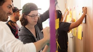Download Students use human-centered design in high school solutions | Design For America 2018 Video