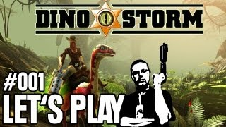 Download Let's Play - Dino Storm #001 - ♪ Dinos on the Storm ♫ Video