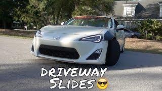 Download Driveway J-Turns, Dad's Tiny Turbo Upgrade & Street Sliding! Video