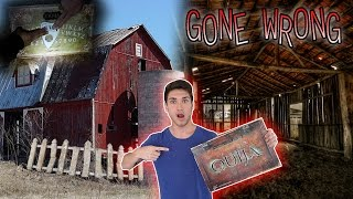 Download OUIJA BOARD AT HAUNTED FARM / BARN ( ZOZO ?) Video