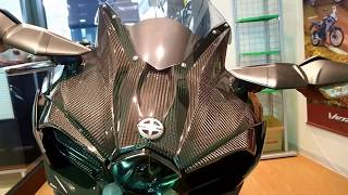 Download 2017 Model - Ninja H2 Carbon (世界限定1台/120台) Video