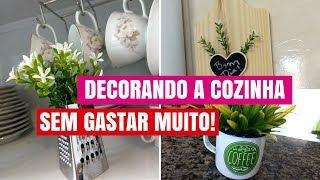 Download Ideias FÁCEIS e BARATAS de decoração para COZINHA- DIY Video