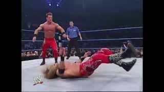 Download Kurt Angle & Chris Benoit vs. Edge & Rey Mysterio: SmackDown, Nov. 7, 2002 Video