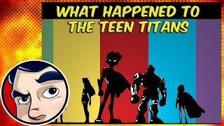 Download What Happened to the Teen Titans? Red X is Who? Robin's Identity? Video