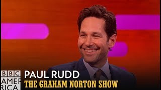 Download Learn Cantonese with FBI Agent Paul Rudd | The Graham Norton Show | BBC America Video