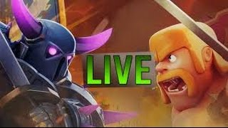 Download Clash of Clans Stream trophy pushing attacks#09 Video