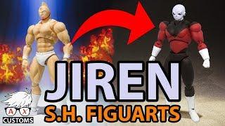 Download Jiren S.H. Figuarts Custom by @ax customs Video