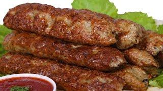 Download Как готовить люля-кебаб на мангале, чтобы фарш не отваливался Video
