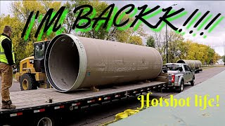 Download I'm Back! Reason why I came back to the hotshot trucking life! Video