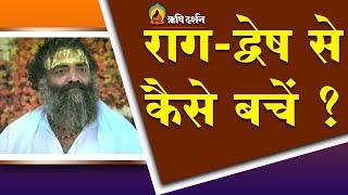 Download राग-द्वेष से कैसे बचें ? आइए समझते हैं इस दुर्लभ सत्संग से...। Sant Shri AsharamJi Bapu Video