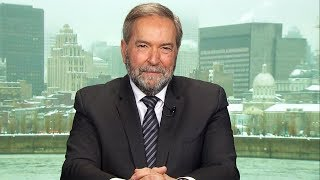 Download Jane Philpott's comments 'a bombshell' for PM: Mulcair Video