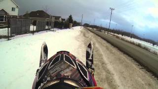 Download POLARIS IQ HITTING CULVERT! Video