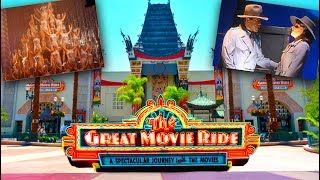 Download Top 10 Disney's Great Movie Ride Secrets | A Disney Ride Farewell Video