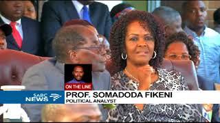 Download Prof. Somadoda Fikeni gives analysis on Zimbabwe situation Video