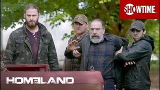 Download 'Get Out Of There!' Ep. 3 Official Clip | Homeland | Season 7 Video