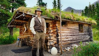 Download Alone at Dick Proenneke's Log Cabin in the Wilderness | Silence and Solitude in Alaska Video