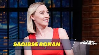 Download Saoirse Ronan's Mary Queen of Scots Costume Physically Altered Her Video