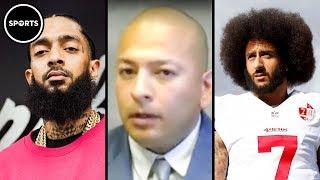 Download Cop Admits To Being Racist - Nipsey & Kaepernick's Lifelong Fight Video