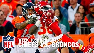 Download Chiefs vs. Broncos | Week 10 Highlights | NFL Video