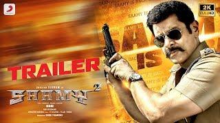 Download Saamy² - Theatrical Trailer (Tamil) | Chiyaan Vikram, Keerthy Suresh | Hari | Devi Sri Prasad Video