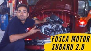 Download fusca motor subaru Video