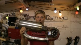 Download How to build a TURBOJET ENGINE Video