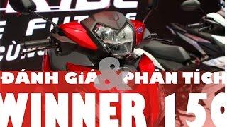 Download Đánh Giá và Phân Tích Winner 150 với Exciter 150 Video