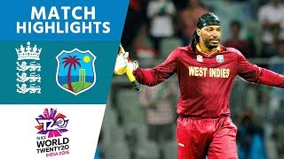 Download England v West Indies ICC World Twenty20 Cricket Highlights Video