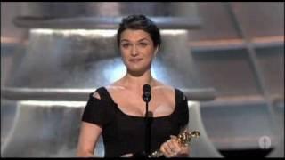 Download Rachel Weisz Wins Supporting Actress: 2006 Oscars Video