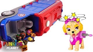 Download Learning Videos for Children: Paw Patrol Skye & Chase Crash Mission Cruiser Doc McStuffins Rescues Video
