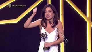Download PREMIOS FEROZ 2019: Anna Castillo recoge el premio a la mejor actriz de reparto de serie Video