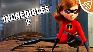Download Did The Incredibles 2 Trailer Secretly Reveal Its True Villain? (Nerdist News w/ Jessica Chobot) Video