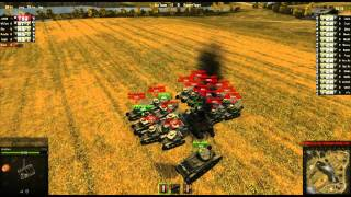 Download World of Tanks T92 vs. 15 MS-1s Video