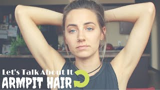 Download Let's Talk About It    Body Hair Series    Armpit Hair Video