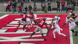 Download Malik Hooker Pick-Six vs. Michigan Video