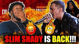 Download Eminem - Chloraseptic (REMIX!) ft. 2 Chainz & Phresher (REACTION!!!) Video