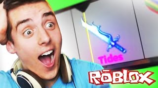 Download Roblox Adventures / Murder Mystery / I GOT A GODLY!! / Godly Knife Case Unboxing Video