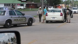 Download Police De-Throne Driver in Springdale, AR Video