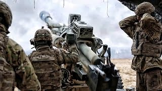Download US Soldiers Shooting the Fantastic M119A3 & M777 Howitzers Video