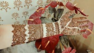 Khaleeji Henna Design 8 Heena Vahid Free Download Video Mp4 3gp