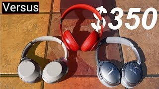 Download Beats Studio3 Vs Sony 1000XM2 Vs Bose QC35 II - Lets Settle This Once And For All Video
