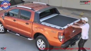 Download At accessories-4x4: Ford Ranger Wildtrak 2014 3.2 4x4 offroad mudding aluminum roller lid Video