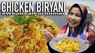 Download Masak CHICKEN BIRYANI (Resep Komplit) - WhatIEatForDinner Ep.4 Video