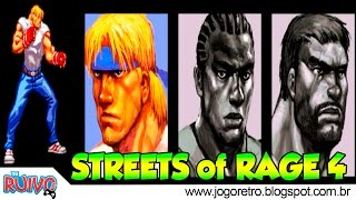 Download Streets of Rage 4 - OpenBOR 2017 (SOR4) Video