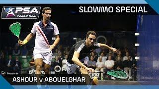 Download Squash: SlowMo Special - Ashour v Abouelghar Video