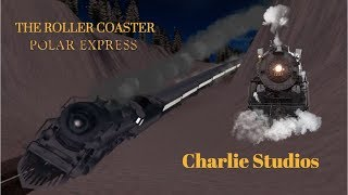 Download The Roller Coaster Polar Express Video