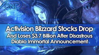 Download Activision Blizzard Stocks Drop & Loses $3.7 Billion After Diablo Immortal's Disastrous Announcement Video