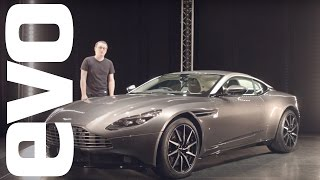 Download Aston Martin DB11 preview - Aston's new turbocharged V12 coupe explored | evo UNWRAPPED Video
